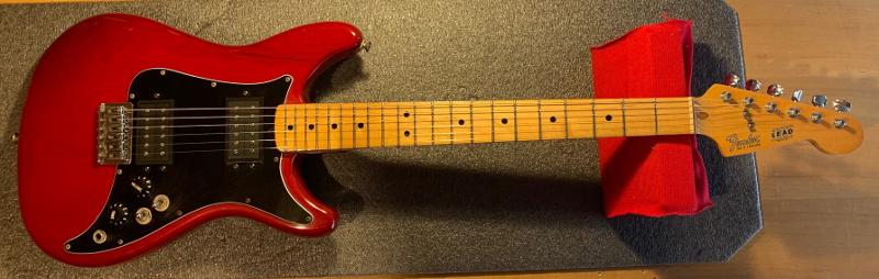 Fender Stratocaster Lead 3