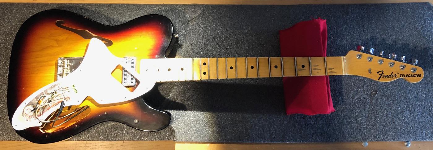 Guitar Repairs Cheltenham