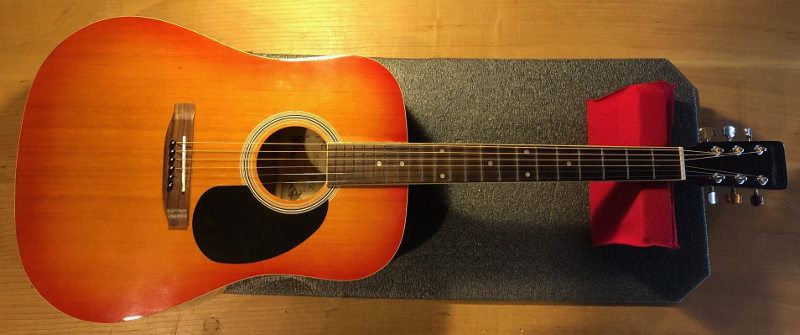 star fire acoustic guitar