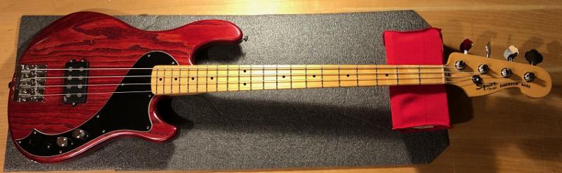 Bespoke Bass