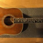 Washburn WSJ125K acoustic guitar