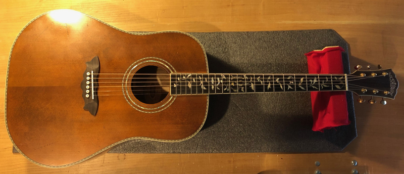 Washburn WSJ125K acoustic guitar