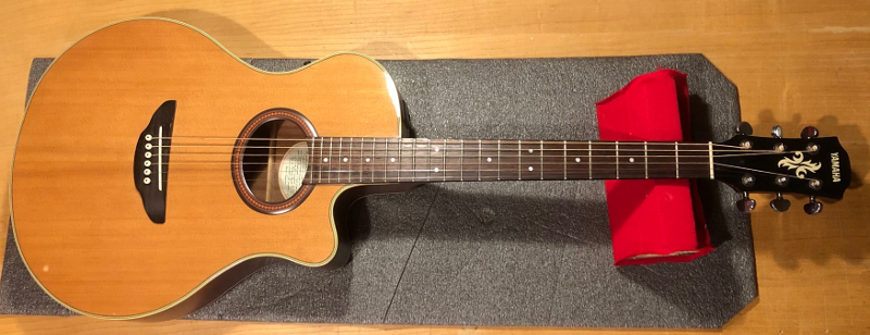 Yamaha APX-4A Acoustic