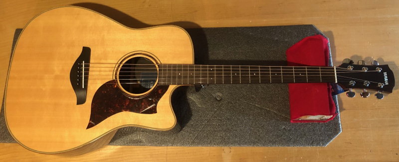 yamaha acoustic A series