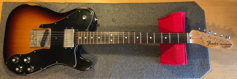 Fender 72 Custom Telecaster