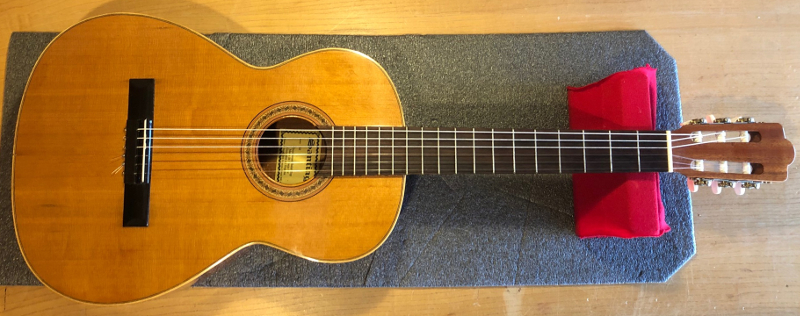 Santiago Vintage Classical Guitar