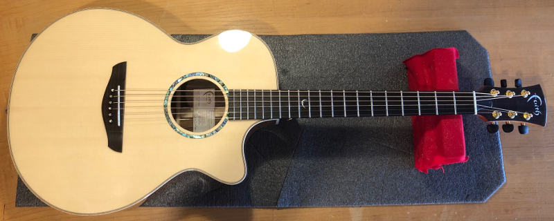 Faith Acoustic Guitar