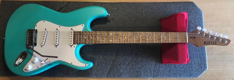 Kiesel Stratocaster