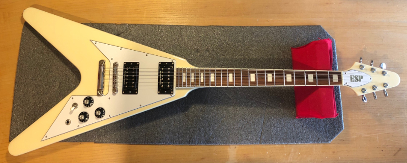 ESP Edwards Flying V