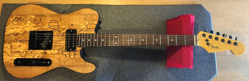 Telecaster Custom Built