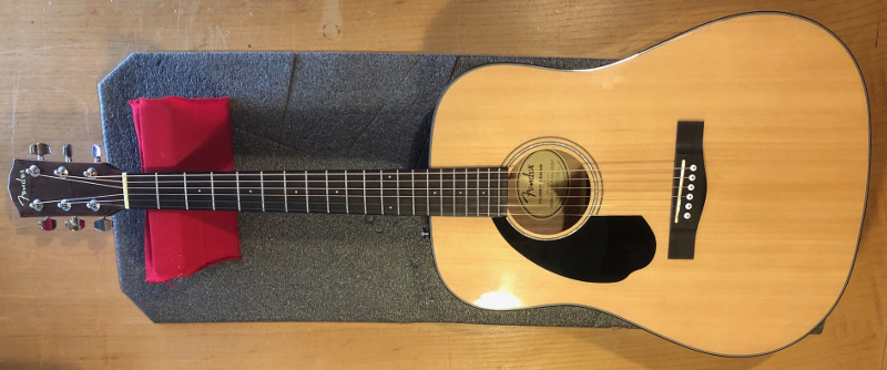 Fender CD-60s Acoustic