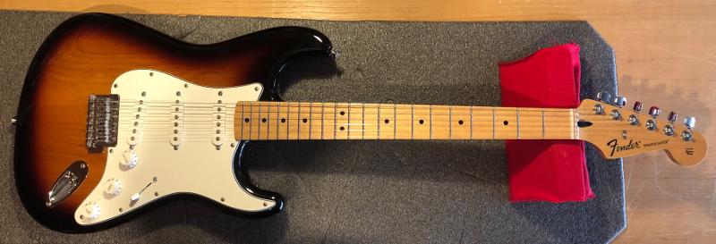 Fender Stratocaster Mex