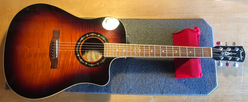 Fender T Bucket Acoustic