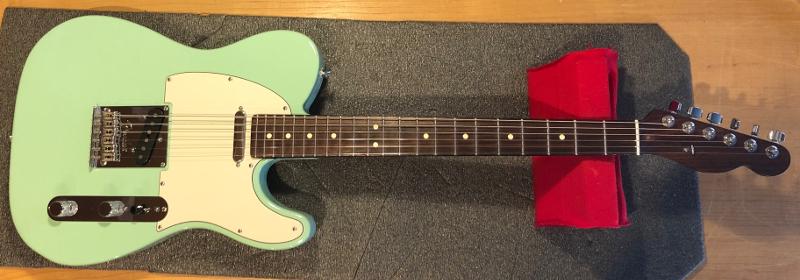 Fender Telecaster USA Rosewood