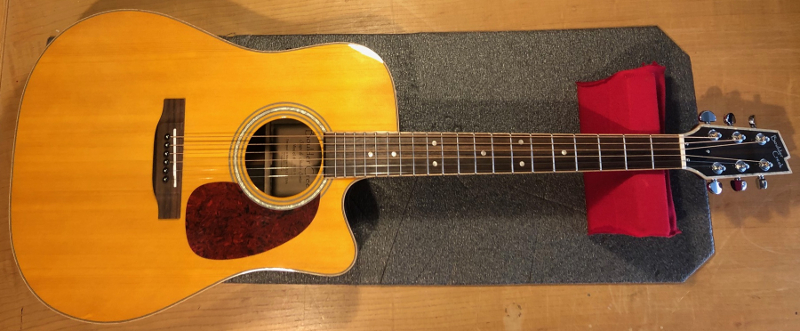 Boulder Creek Acoustic Guitar