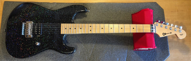 Charvel Custom Shop