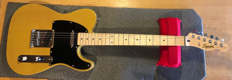 Telecaster Butterscotch