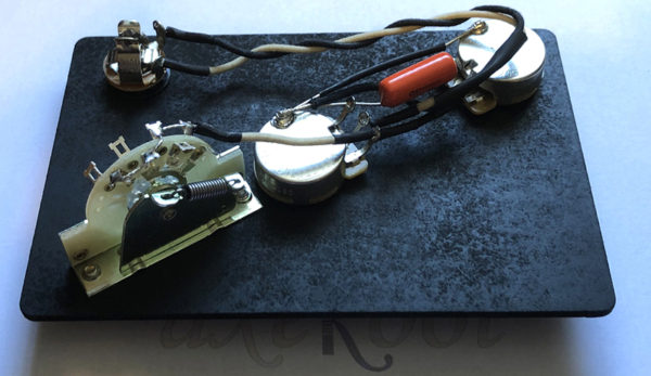 Fender Telecaster Wiring Harness / 3 Way Switch