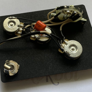 Stratocaster Vintage Wiring Harness 5-way Switch