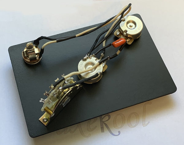 Telecaster Wiring Harness / 4 Way Switch, Telecaster Loom